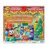 Crayola Christmas Countdown Activity Advent Calendar