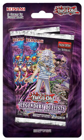 Yugioh Legendary Duelists: Immortal Destiny Blister