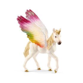 Bayala - Winged Rainbow Unicorn - Foal