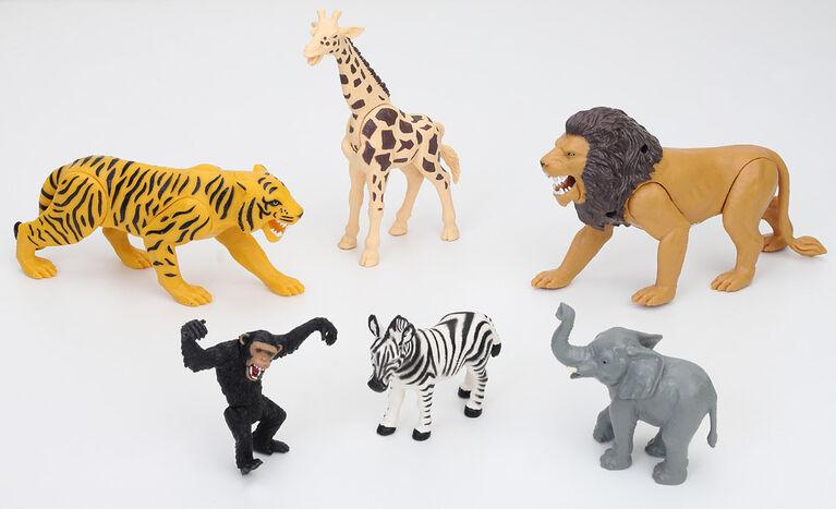 Animal Planet - Safari Collectible Playset - R Exclusive