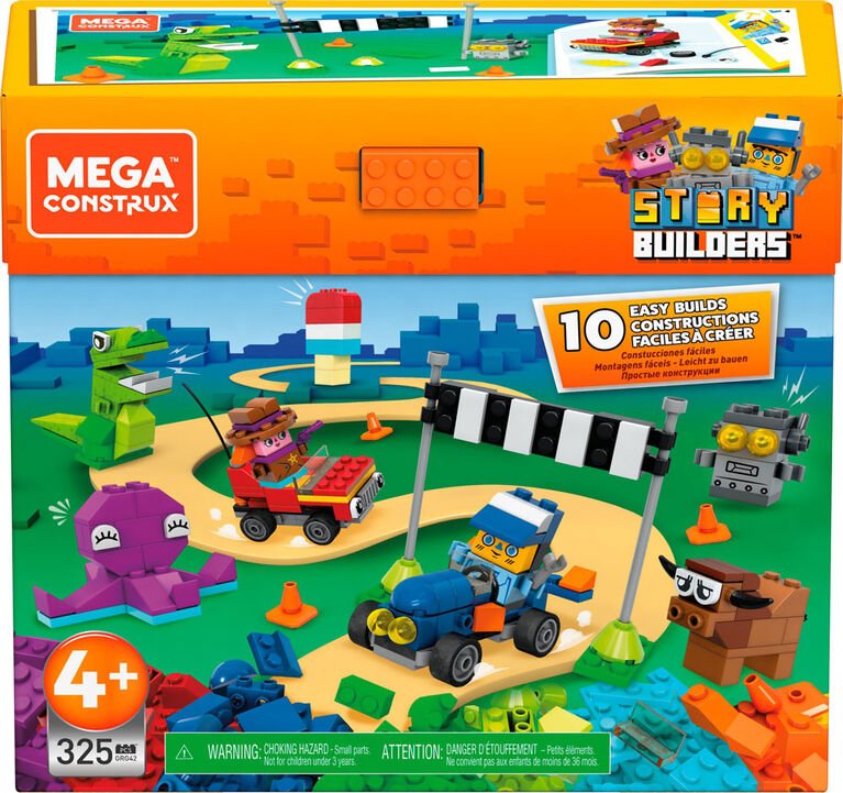 Mega Construx Ultimate Story Builders Bulk Set - R Exclusive