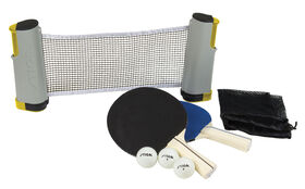 Stiga Play Anywhere Table Tennis Set