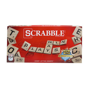 Scrabble Game (English)