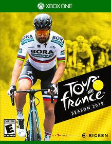 Xbox One Tour De France