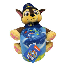 "Paw Patrol Boy Chase ""On the Chase"" Hugger with Throw"