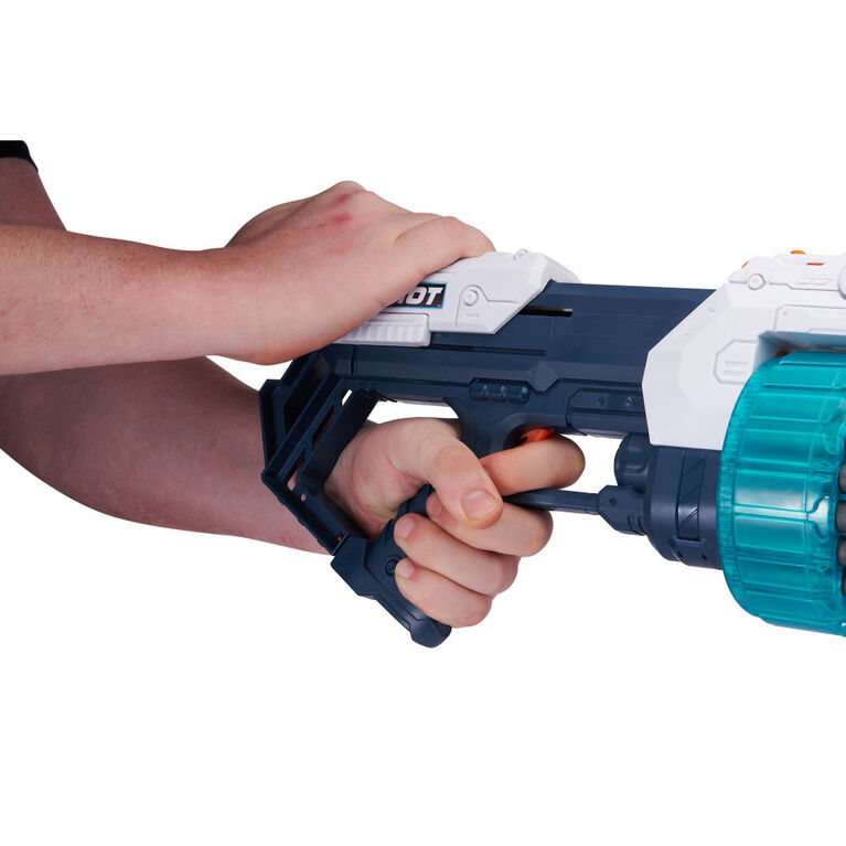 X-Shot Turbo Fire Foam Dart Blaster