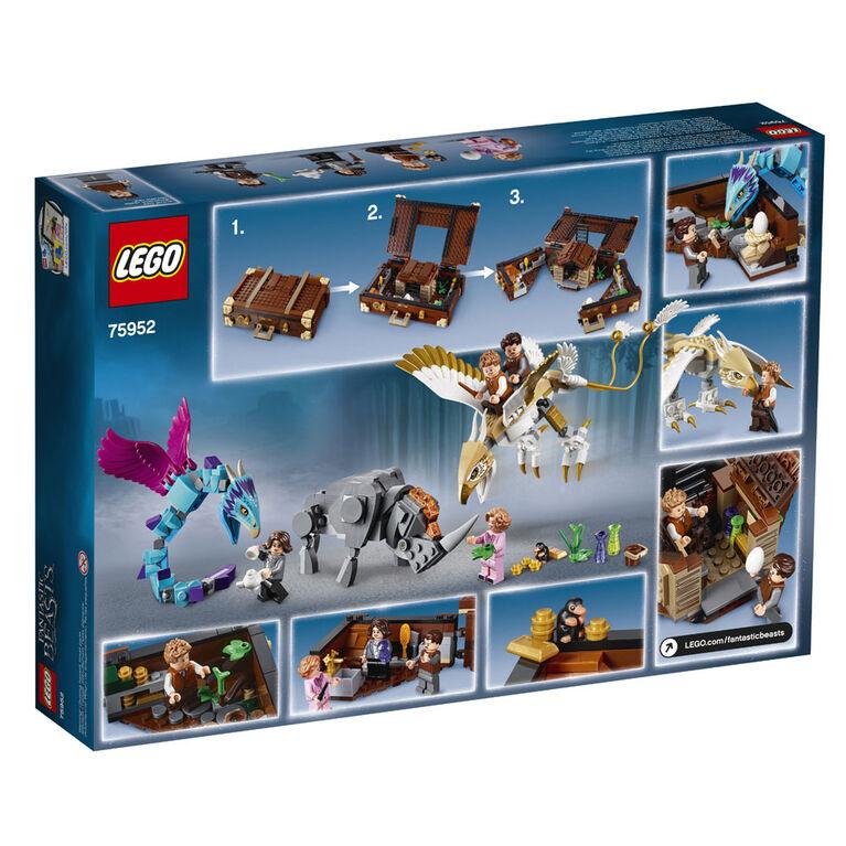 LEGO Fantastic Beasts TM La valise des animaux fantastiques de Norbert 75952