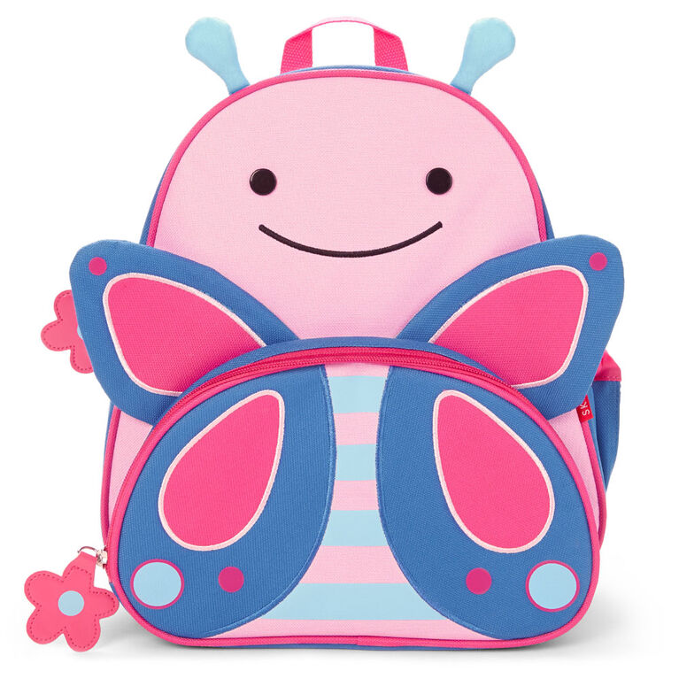 Skip Hop Little Kid Zoo Backpack - Blossom Butterfly