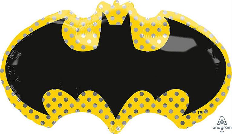Batman Supershape Foil Balloon