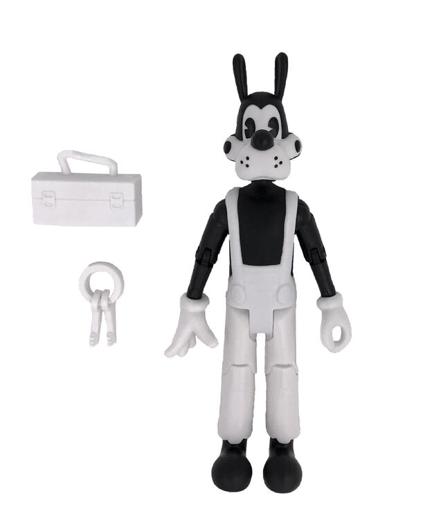 """Bendy and the Ink Machine - Boris the Wolf 5"""" Figure."""
