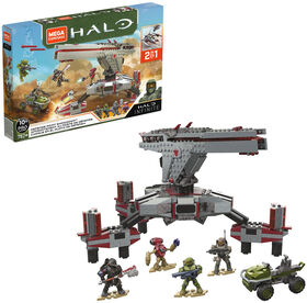 Mega Construx Halo Defense Point Showdown