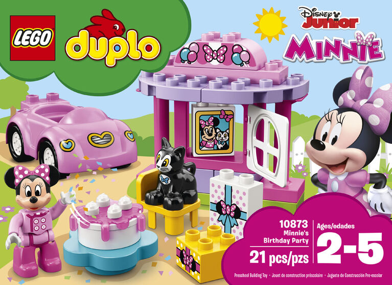 LEGO DUPLO Disney TM Minnie's Birthday Party 10873