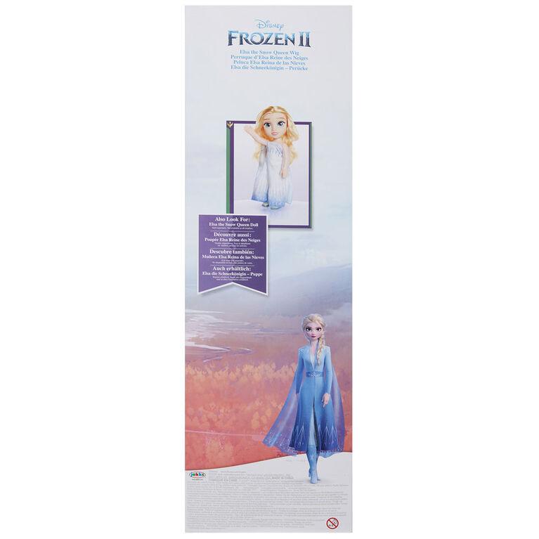 Frozen II Perruque Epilogue Elsa