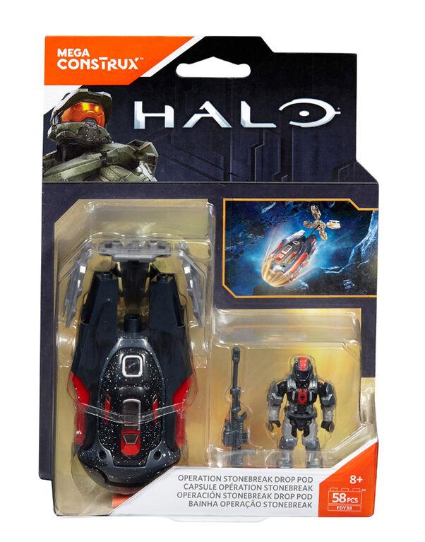 Mega Construx Halo Operation Stonebreak Drop