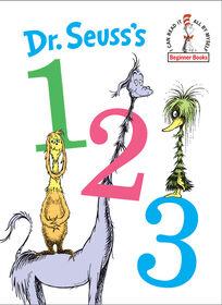 Dr. Seuss's 1 2 3 - English Edition