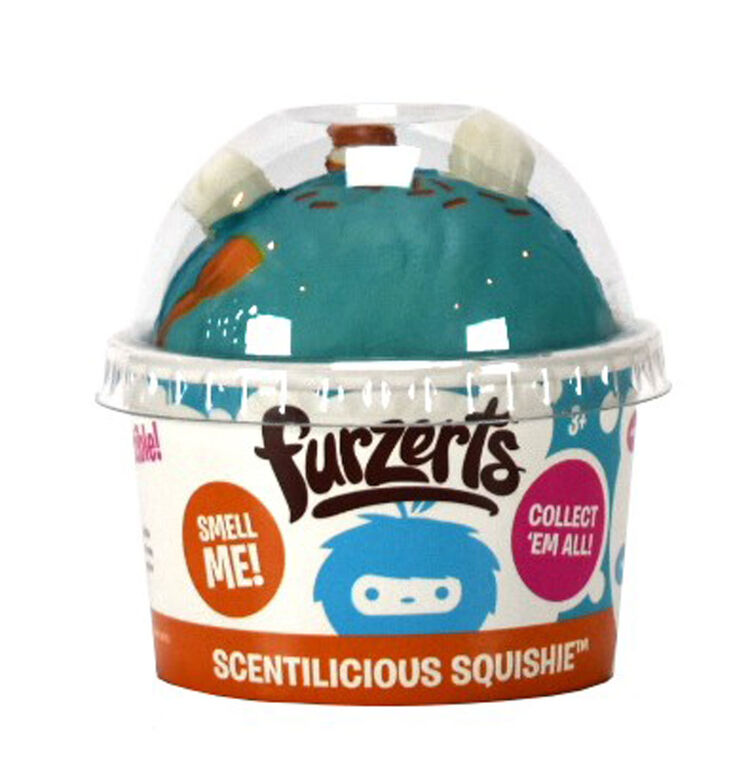 Furzerts Squishes - Colours and styles may vary