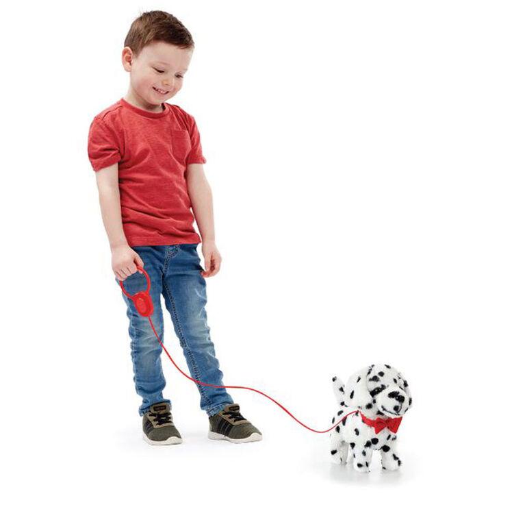 Pitter Patter Pets - Dalmatien Walk Along - Notre exclusivité