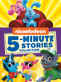 Nickelodeon 5-Minute Stories Collection (Nickelodeon) - English Edition