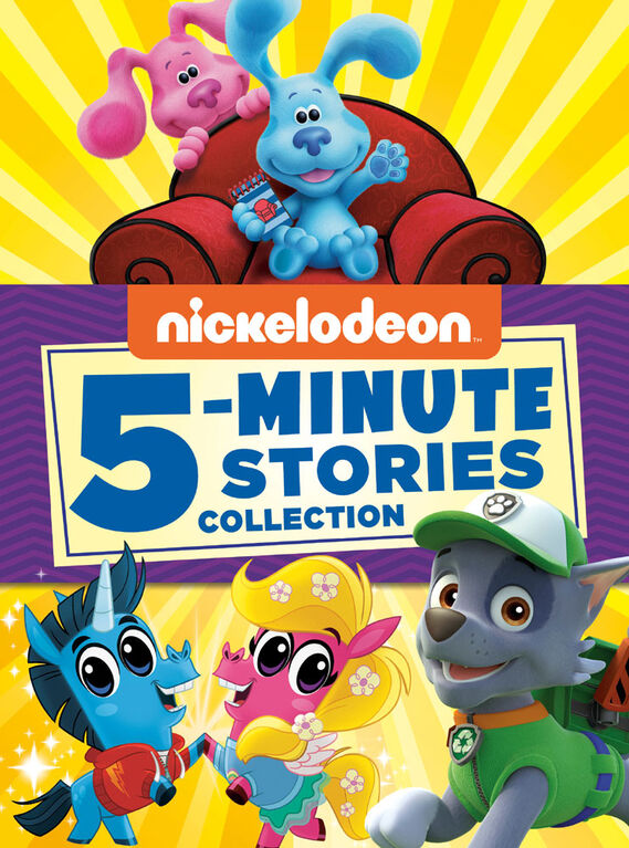 Nickelodeon 5-Minute Stories Collection (Nickelodeon) - Édition anglaise