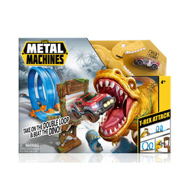Metal Machines - T-Rex Attack Set