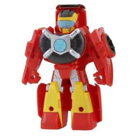 Playskool Heroes Transformers Rescue Bots Academy - Figurine de Hot Shot