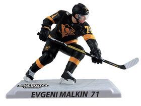 Evgeni Malkin - Penguins de Pittsburgh - Série Stadium2019 - Figurine de la LNH de 6 pouces
