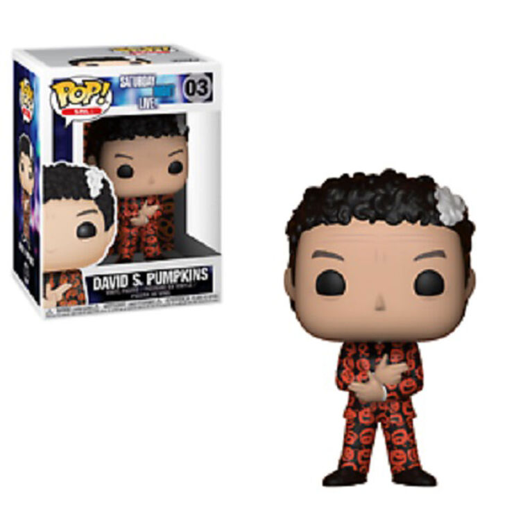 Funko Pop! Television: Saturday Night Live - David S. Pumpkins Vinyl Figure