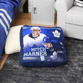 NHL PA Ultimate Fan Jumbo Pillow - Mitch Marner