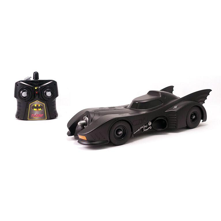 Hollywood Rides 1:16 RC 1989 Batmobile