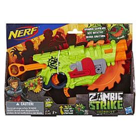 NERF Zombie Strike Foudroyeur Crosscut