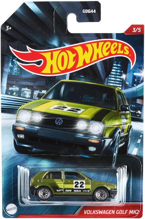 Hot Wheels - Volkswagen - Golf MK2