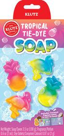 Klutz - Tropical Tie-Dye Soap - English Edition