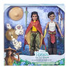 Disney's Raya and the Last Dragon Raya, Namaari, and Ongis Pack, Fashion Doll Clothes and Accessories - R Exclusive