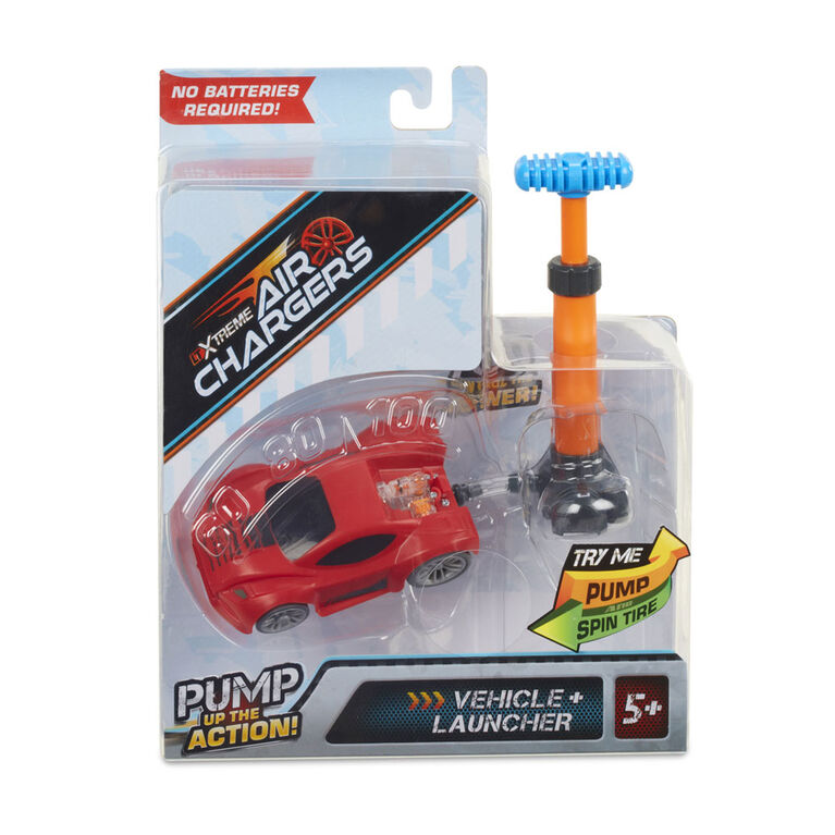 Air Chargers Vehicle and Launcher- Vehicle #2