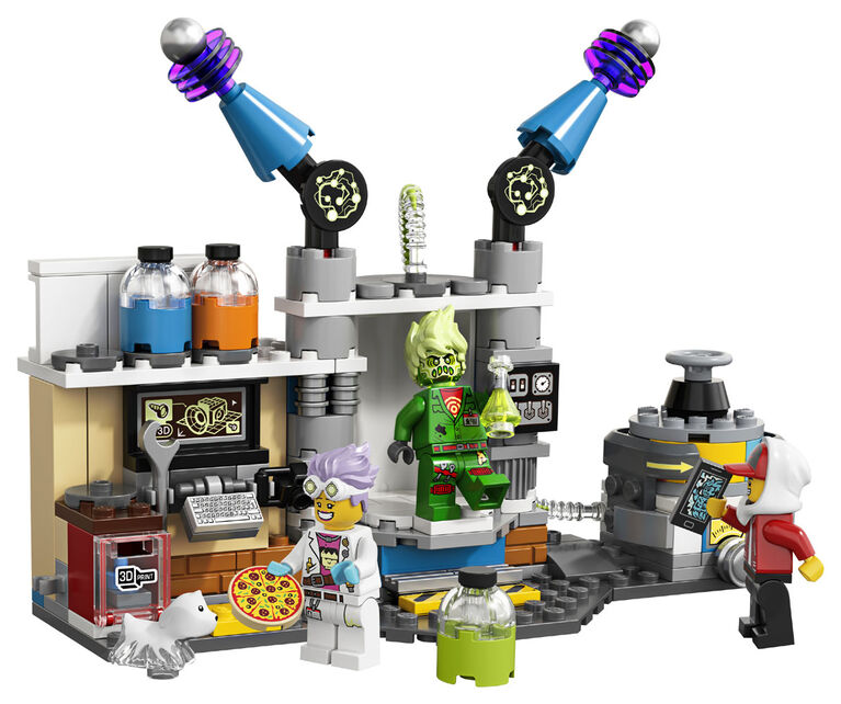LEGO Hidden Side JB's Ghost Lab 70418