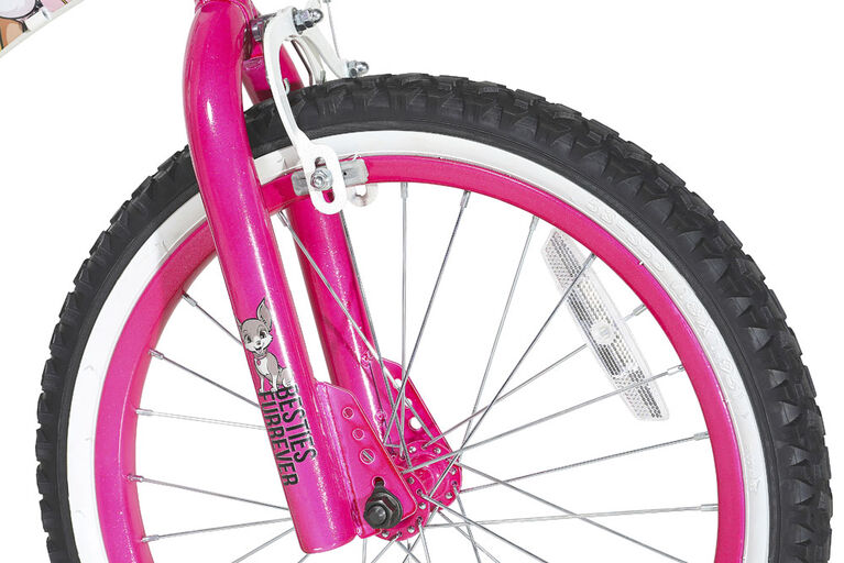 Dynacraft Barbie Bike - 18 inch