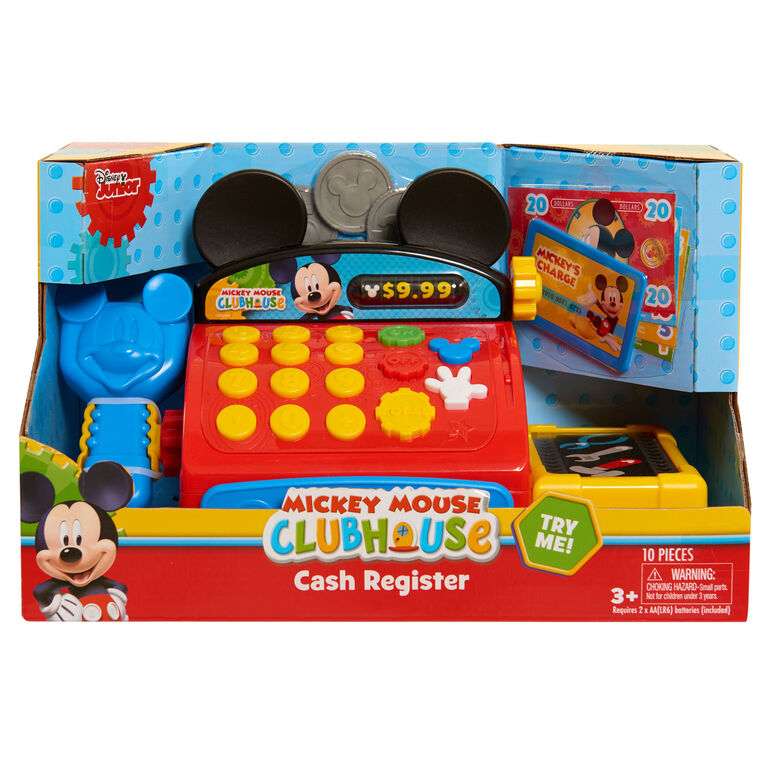 Caisse-Enregistreuse du Mickey Mouse Clubhouse