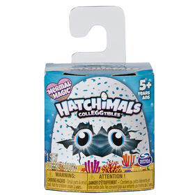 Hatchimals CollEGGtibles, Mermal Magic 1 Pack with a Season 5 Hatchimal (Styles May Vary)