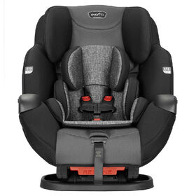 Evenflo Symphony Sport All-In-One Car Seat - Charcoal Shadow