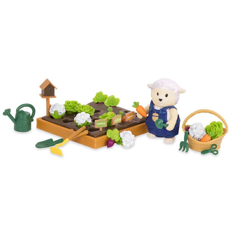 Li'l Woodzeez, Garden Set
