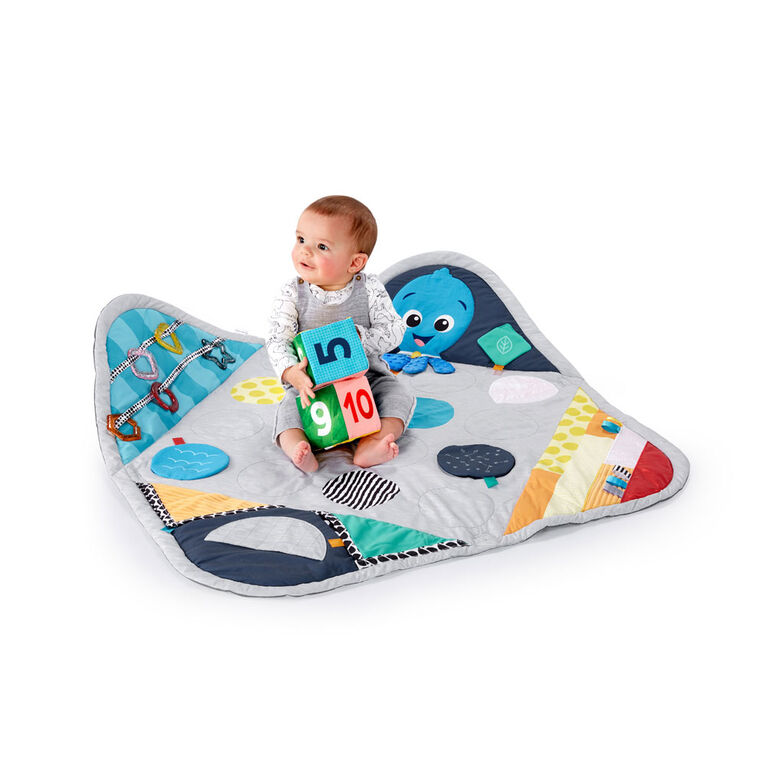 Sensory Play Space Newborn-to-Toddler Discovery Gym