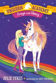Unicorn Academy #10: Freya and Honey - Édition anglaise