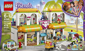 LEGO Friends L'animalerie d'Heartlake City 41345