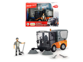 Playlife - Street Sweeper Set