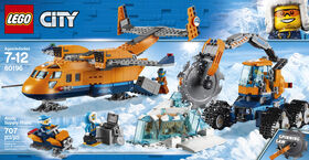 LEGO City Arctic Expedition Arctic Supply Plane 60196