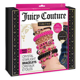 Make It Real Juicy Couture Starlight Bracelets Avec Swarovski