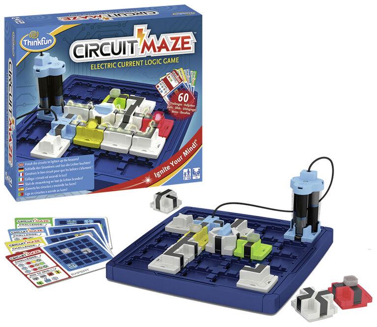 Thinkfun - Circuit Maze