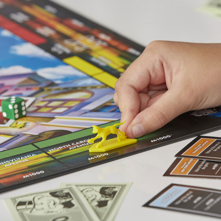 Monopoly Speed, Fast-playing Monopoly Board Game