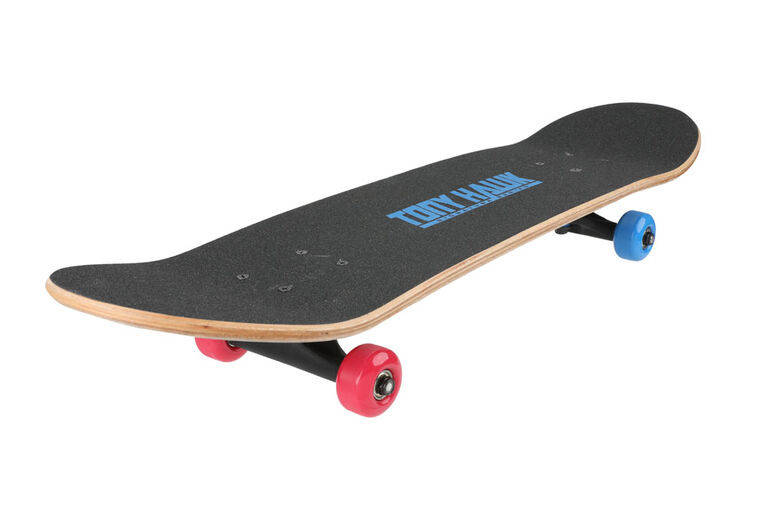 """Tony Hawk 31"""" Popsicle Space Hawk Skateboard with Pro Trucks and ABEC 1 Bearings"""