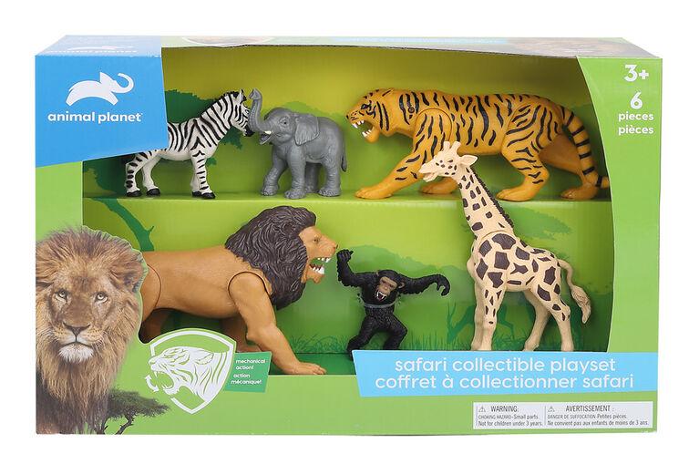 Animal Planet - Coffret à collectionner Safari - Notre exclusivité